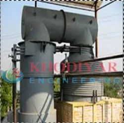 Vertical Four Pass FBC Thermic Fluid Heater