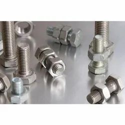 Stainless Steel SS Hex Bolt Nut, Size: 5 To 25 Mm