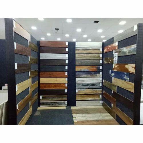 Designer Tiles Wooden Strip Tile Manufacturer From Chennai