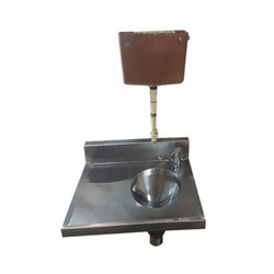 Stainless Steel Sluice Hopper