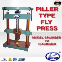 Pillar Body Fly Press