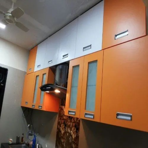 Wooden Simple Kitchen Cabinet Rs 1200 Square Feet M K Home Design Id 21389970630