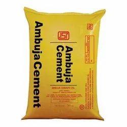 Ambuja Black Cement, Packaging Type: HDPE Sack Bag, Cement Grade: Grade 53