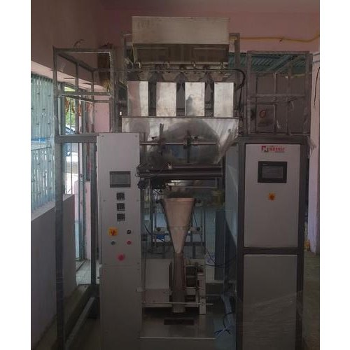 Four Head Linear Weigher Machine