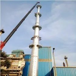 Self Supported Chimney
