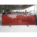 Granite Stone Safari Red Granite Slab