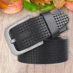 Designer Leather Mens Belt