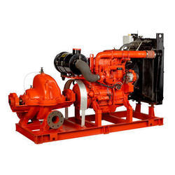 KOEL Fire Pump Engine