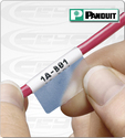 Panduit Labeling Sticker
