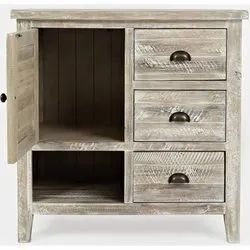 Rubra Hinged Wooden Accent Cabinet, Warranty: 1 Years, 10 to 12 Kg