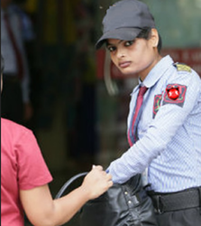 Lady Security Guards Services