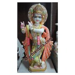 Marble Indian God Statue