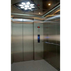 Controls Elevator Cabin
