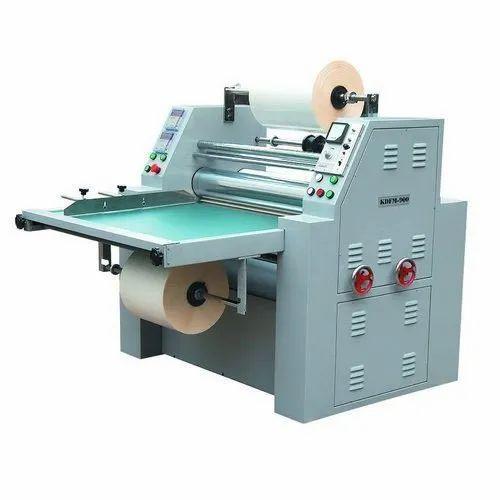 Paper Lamination Machine Manufacturer from Delhi