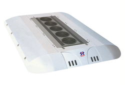 SR 36T Single Roof Mounted AC Unit For Low Floor City Buses