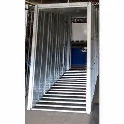 Galvanized Steel Door Frame