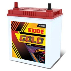 Exide Gold Car Battery