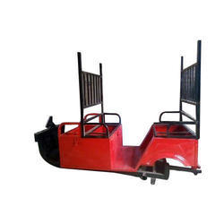 Red, Black MS E-Rickshaw Parts