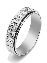 American Silver Plated Ring For Women And Girls