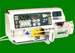 Aspire Syringe Pump Machine