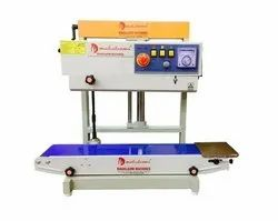 Continuous Pouch Sealing Machine (With Jack Stand)