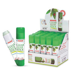 Kores Clear Glue Stick