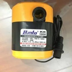 Kr-1900 Submersible Cooler Pump