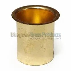 Round Brass Sleeve Outer Band, For Structure Pipe