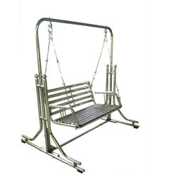 Ss Garden Jhula At Rs 20000 Piece Stainless Steel Garden Swing