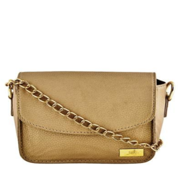 Golden Sling Bag
