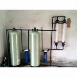 Commercial Ultra Filteration Plant