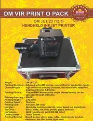 OMJET 23(12.7) HANDHELD INKJET PRINTER