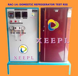 Domestic Refrigerator Test Rig
