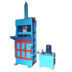 Plastic Bottle Baling Press Machine