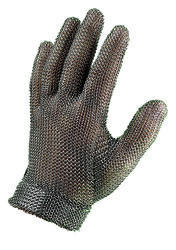 Mild Steel Unisex Metal Mesh Gloves