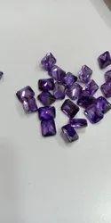 American Diamond Blue Octogen