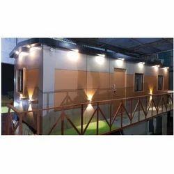 Prefabricated Portable Bunkhouse