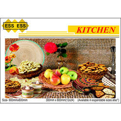 ESS ESS Polished 3D Kitchen Wall Tile
