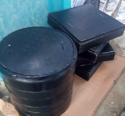 FRP Manhole Cover Round and Square Shaped