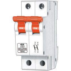 2 Pole Isolators Switching Device