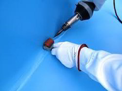 Renovate Pool with Alkorplan Membrane without Water Proofing