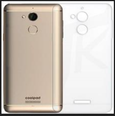 info for 57a45 7181e Coolpad Note 5 Transparent Soft Back Cover