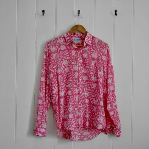 Block Print Cotton Shirts