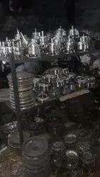 Stainless Steel Paper Plate Dies