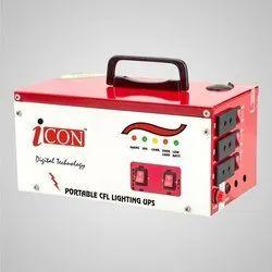 ICON Portable 50VA Solar CFL UPS ( I-600 )
