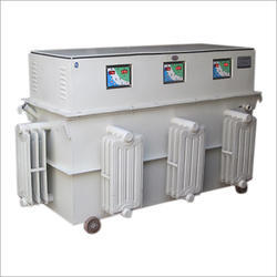 Oil Cooled Servo Voltage Stabilizer