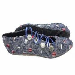 Printed Ladies Designer Shoes, Size: 7 to 12