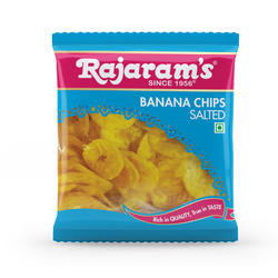 Natural Rajaram's Banana Chips, Packaging Type: Packet, Packaging Size: 80 Gm