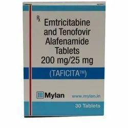 Emtricitabine And Tenofovir Alafenamide Tablets