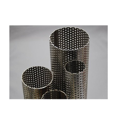 Perforated Stainless Steel Tube